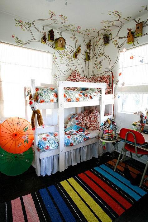 极具创意的儿童房